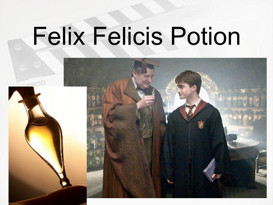 Felix Felicis Potion
