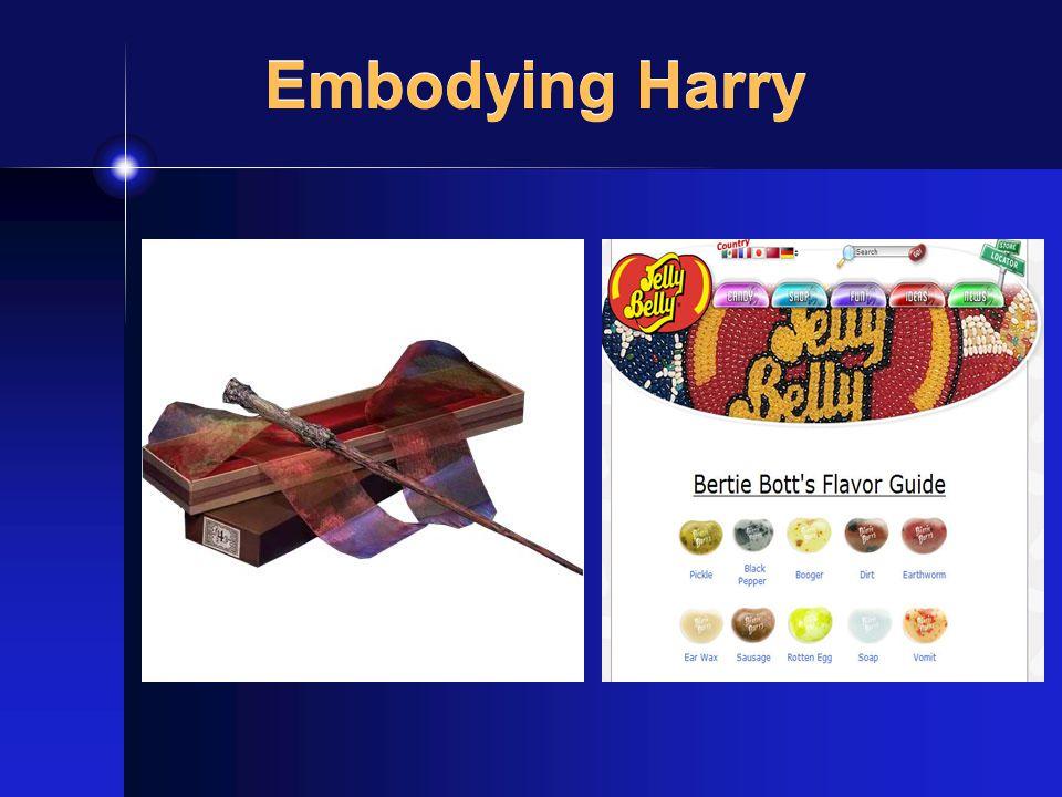 Embodying Harry