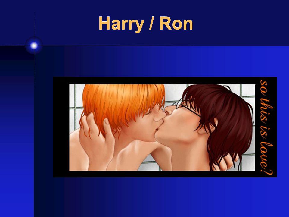 Harry / Ron