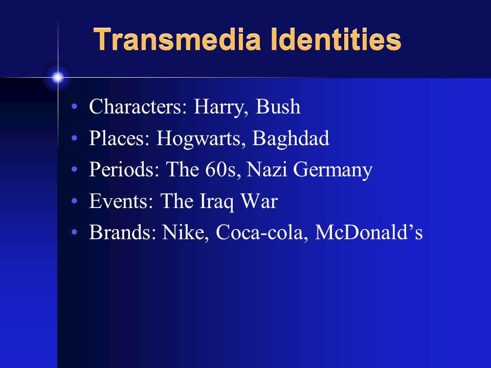 Transmedial Harry