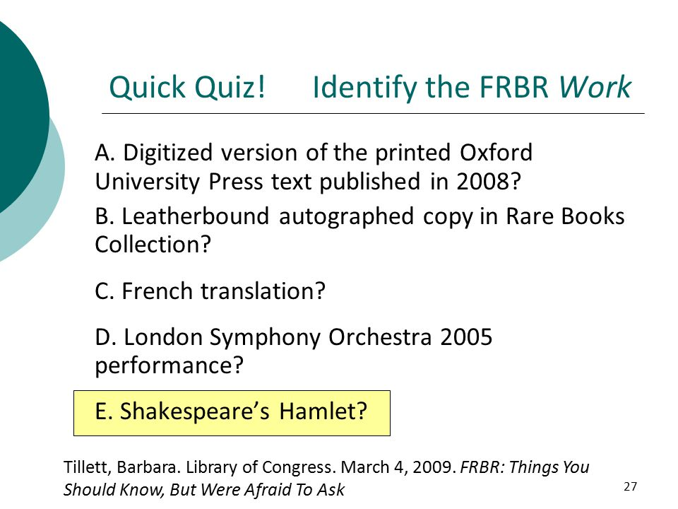 27 A. Digitized version of the printed Oxford University Press text published in 2008.