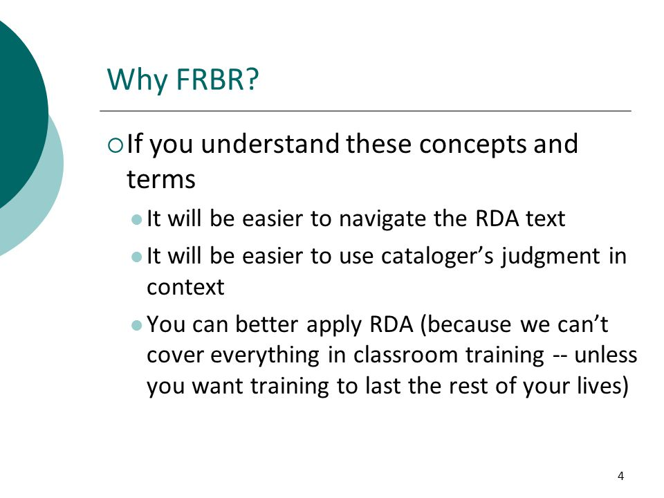 65 Why Do Libraries Need FRBR.