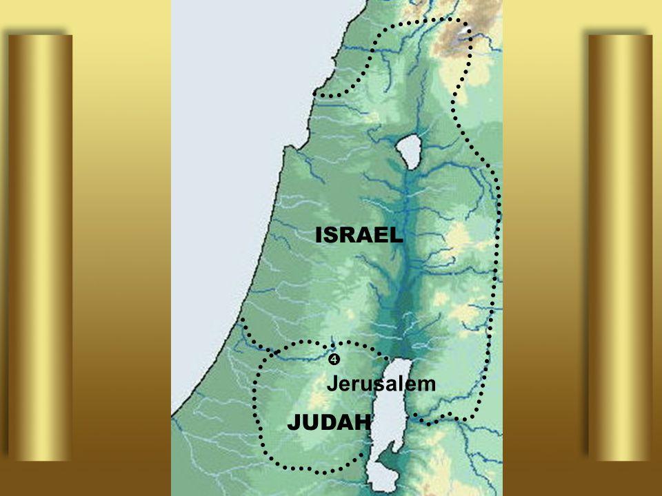  Jerusalem ISRAEL JUDAH