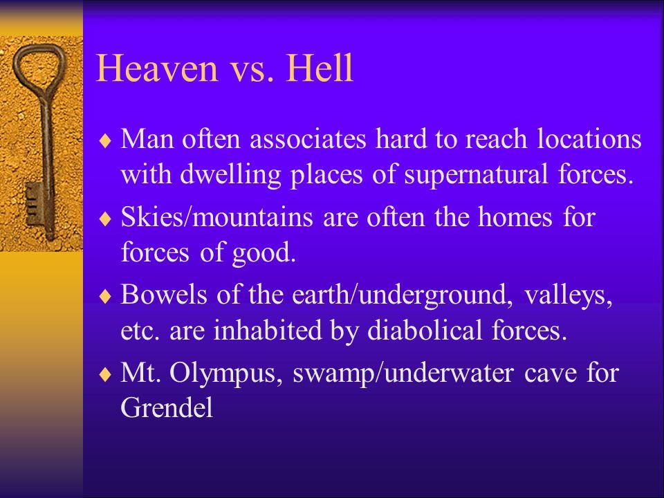 Heaven vs.
