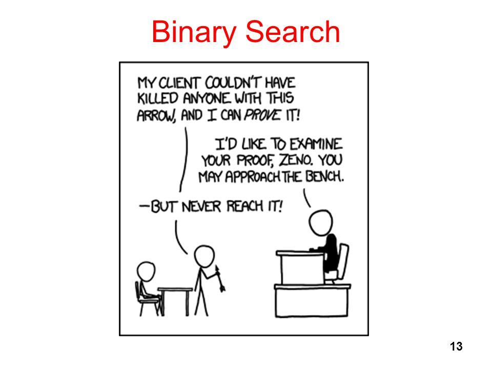 Binary Search 13