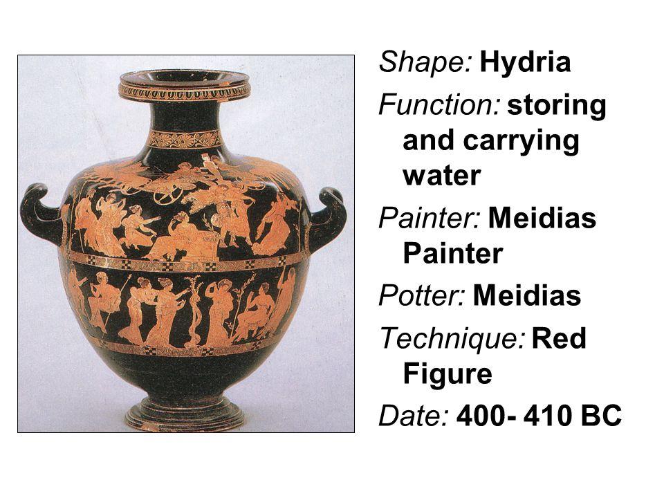Peitho, a companion of Helera and Eriphyle runs away.
