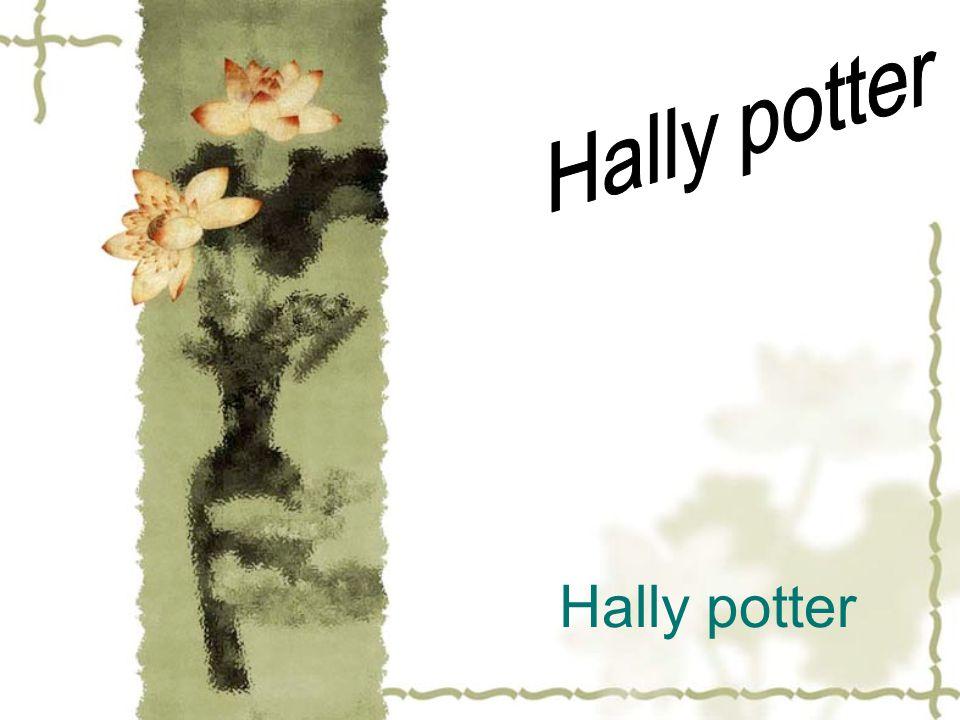 Hally potter