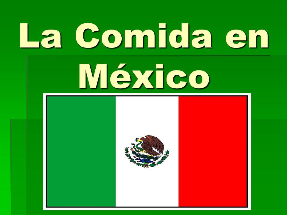 La Comida en México