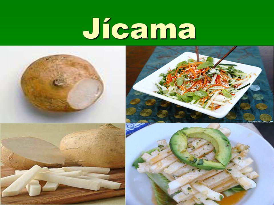 Jícama