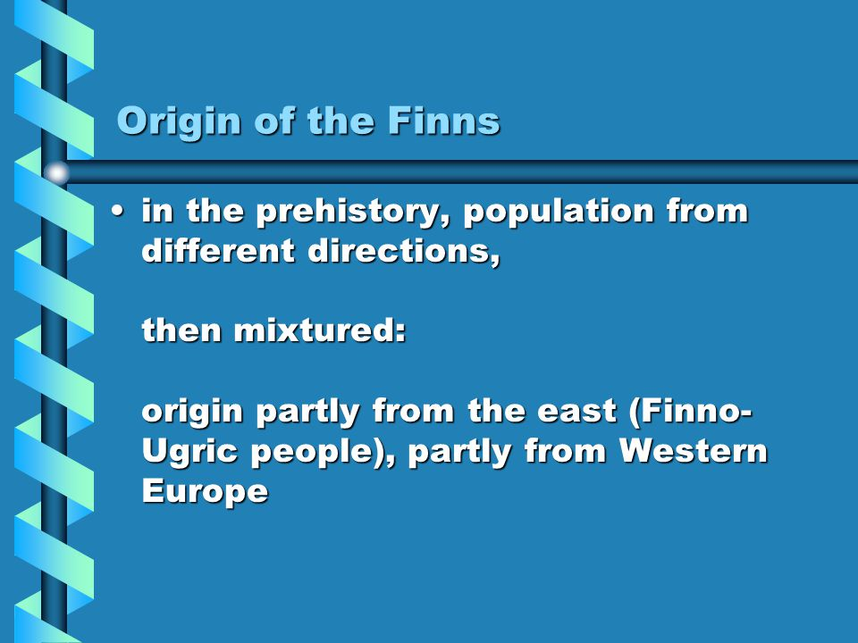 3) Finns are obedient to rules and laws – for the Finns things are either black or white, but not grey