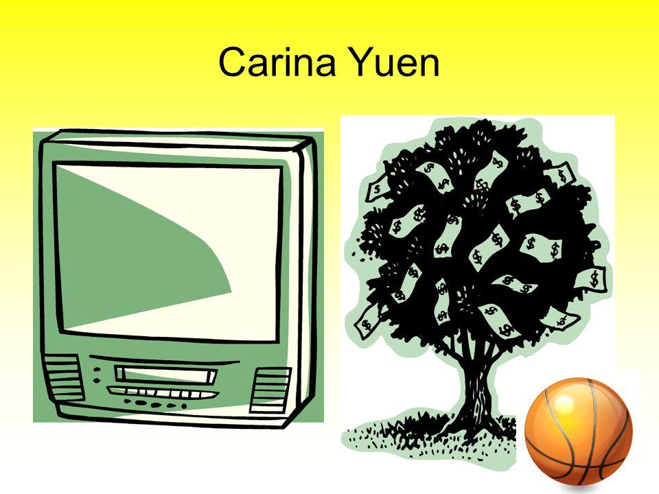 Carina Yuen