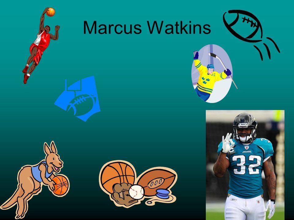 Marcus Watkins