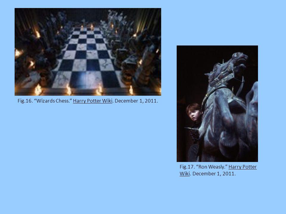 Fig.15. Flying Keys. Harry Potter Wiki. December 1, 2011.