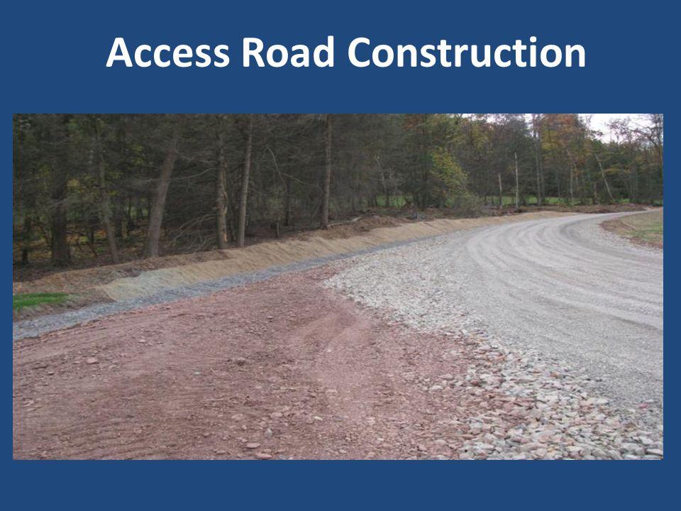 Access Road Construction