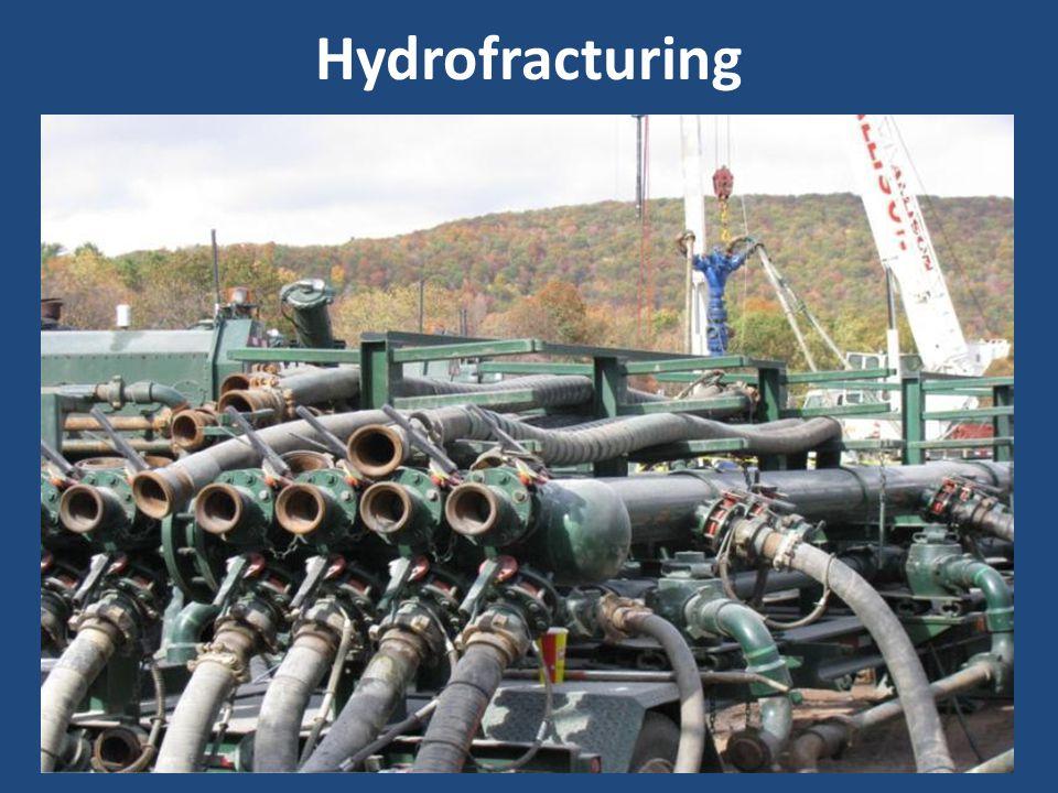Hydrofracturing
