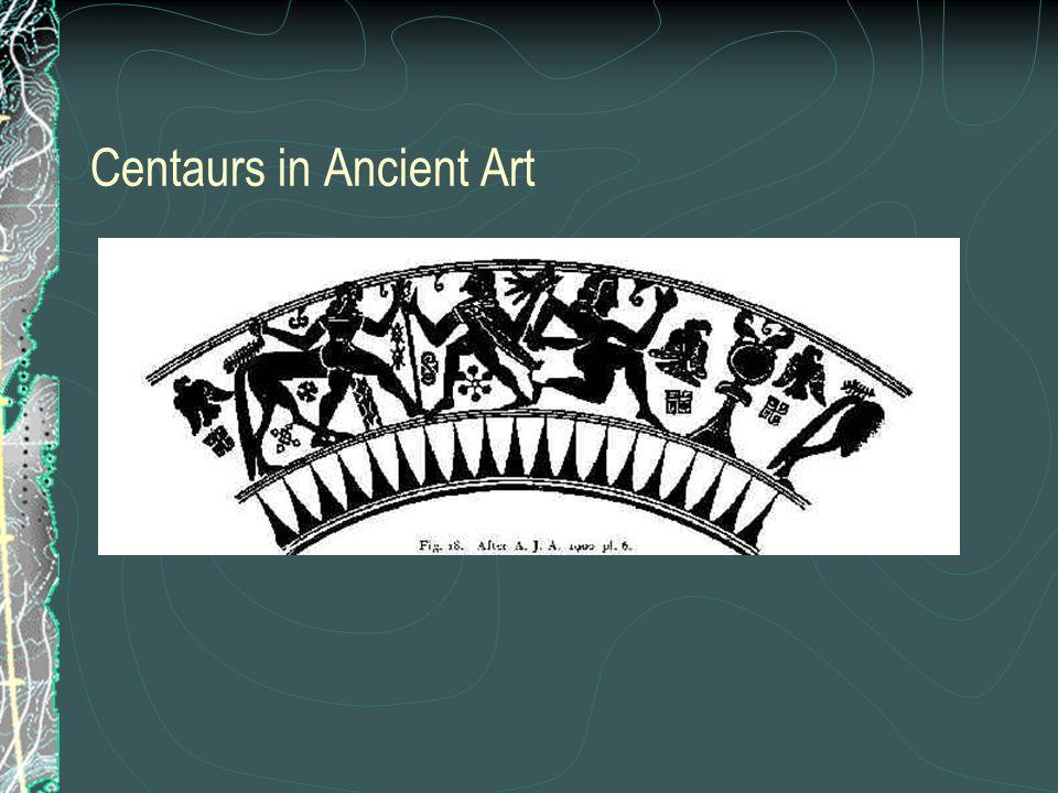 Centaurs in Ancient Art