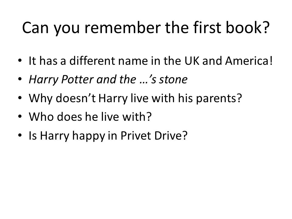 Nearly ten years had passed since the Dursleys had woken up to find their nephew on the front step, but Privet Drive had hardly changed at all.