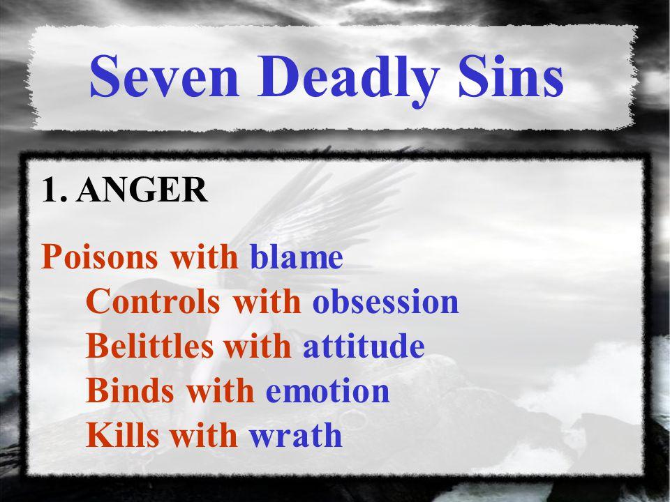 Seven Deadly Sins 1.