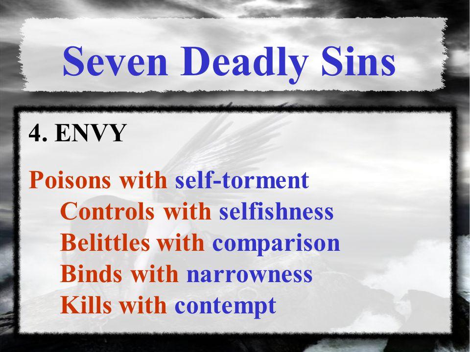 Seven Deadly Sins 4.