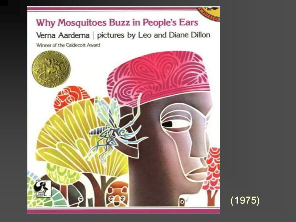 Why Mosquitoes Buss in People's Ears (1975)