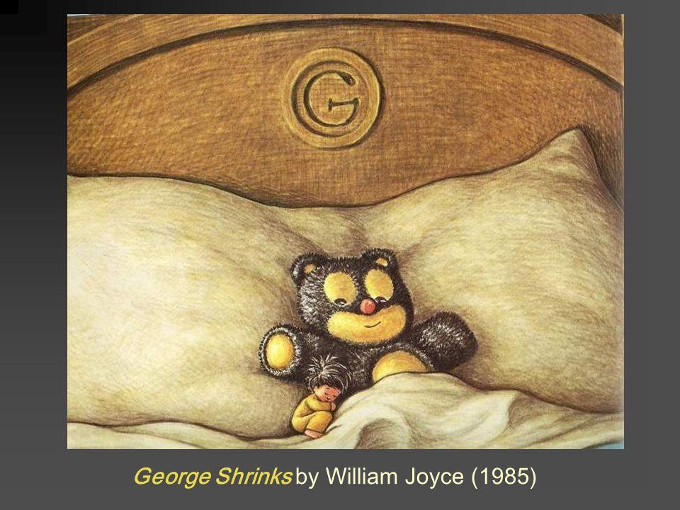 George Shrinks by William Joyce (1985)