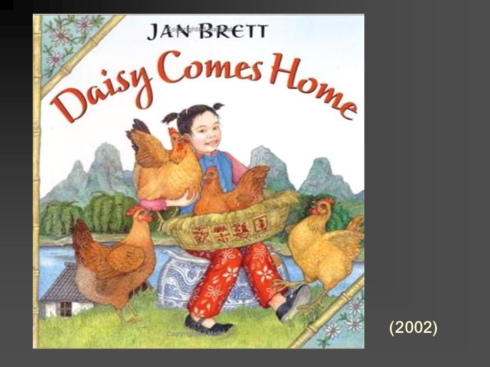 Daisy Comes Home by Jan Brett (2002)
