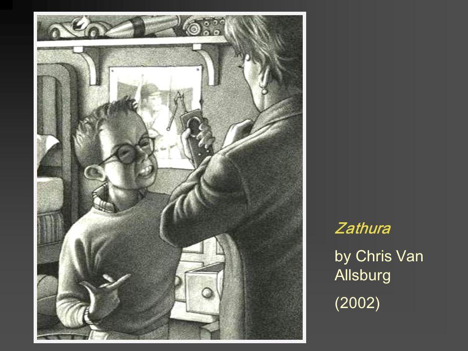 Zathura by Chris Van Allsburg (2002)