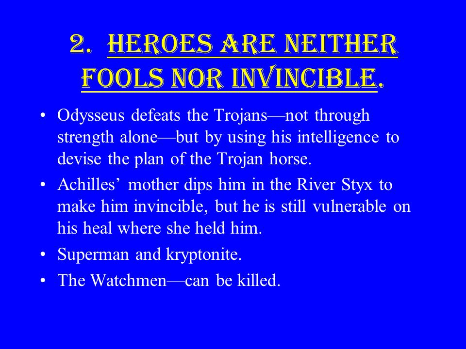 1. Heroes Are Often of Obscure/Mysterious Origins. Pinocchio begins life as a puppet. Superman is an infant survivor from the planet Krypton. Harry Po
