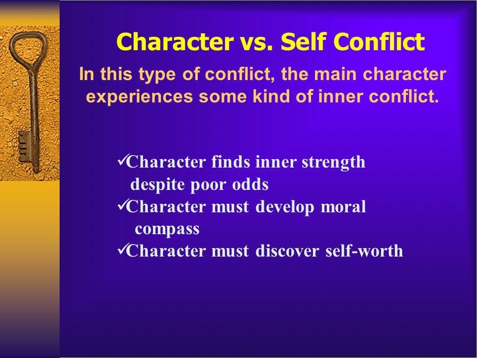 Character vs.