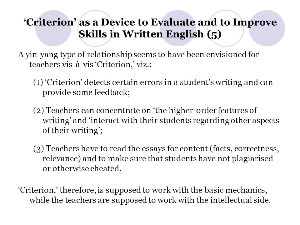 In Conclusion (2) (3) What will be the impact of the technology on the teaching staff.