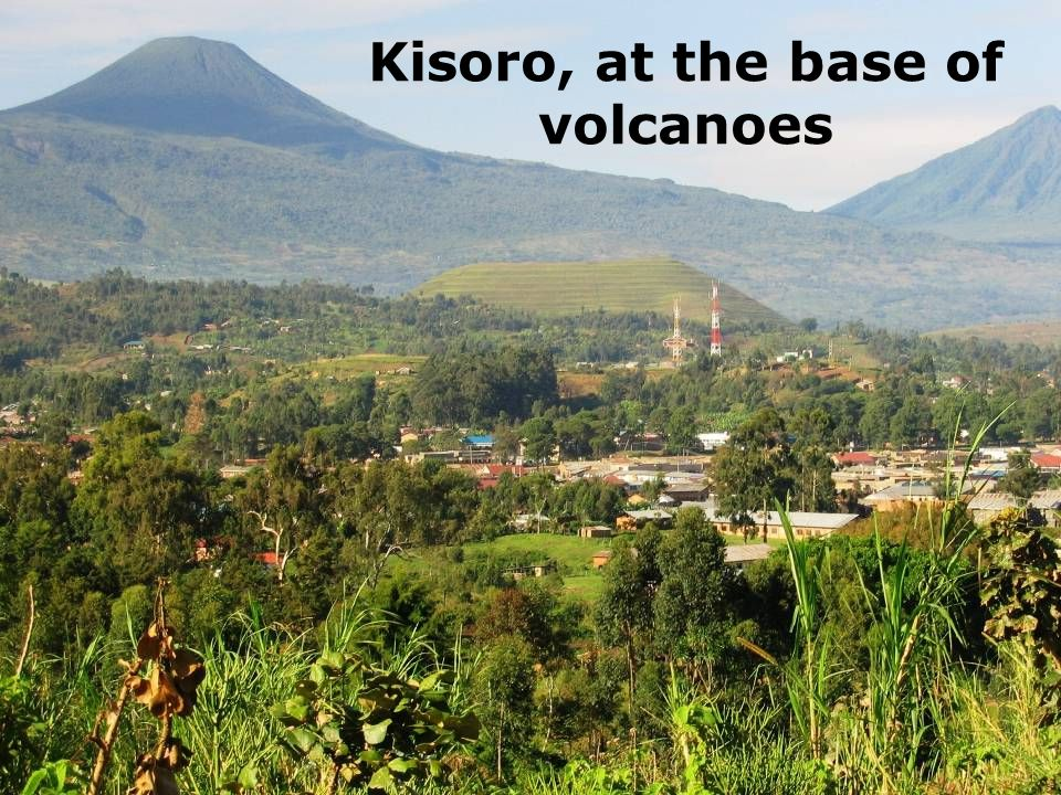 There are various ways of reaching Kisoro from Kampala, some more appealing than others!