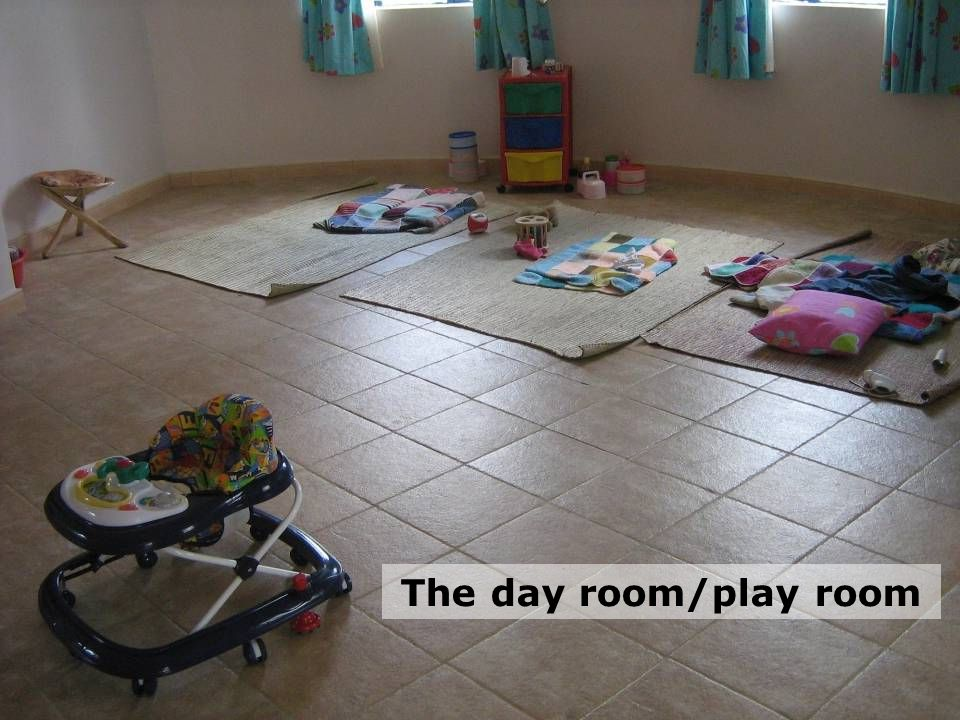 The day room/play room