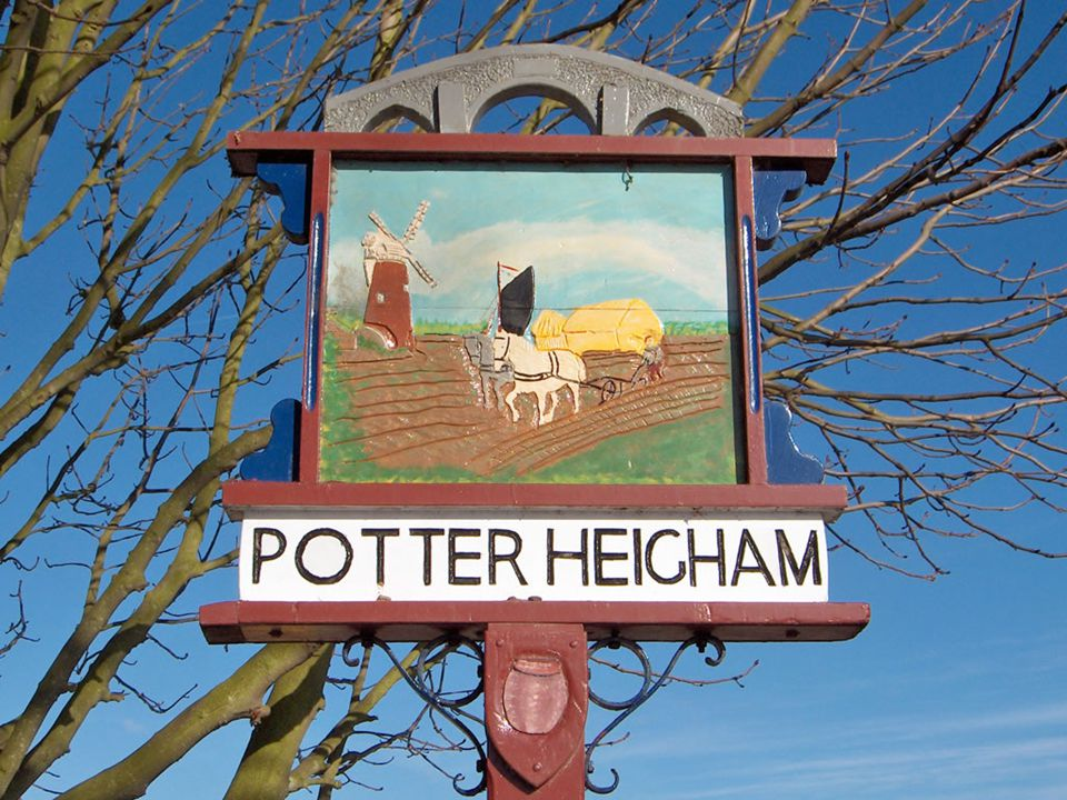 PUTTING POTTER HEIGHAM ON THE MAP
