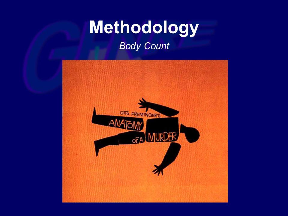 Body Count Methodology