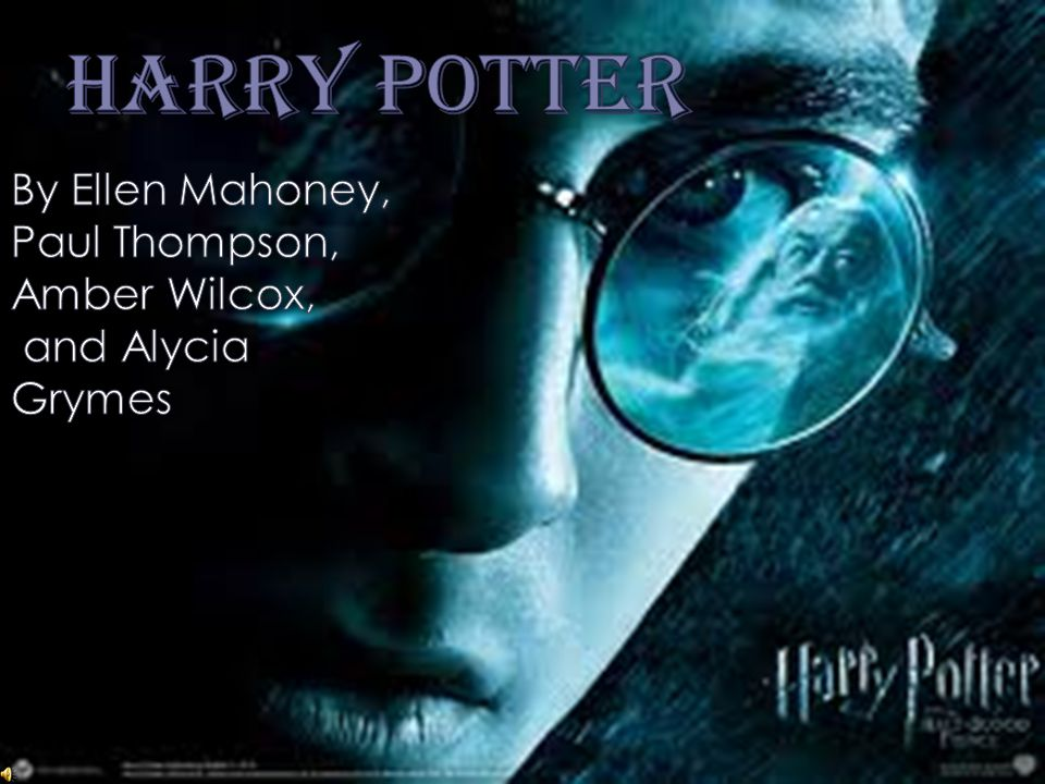 Voldemort killed his mother and father unable to kill him Grew up with aunt and uncle until 11, when he received a Hogwarts letter fights many battles and prevails Snape kills Dumbledore and takes over Hogwarts Harry, Ron, and Hermione leave school to find Voldemorts' Horcruxes BATTLE Harry vs.
