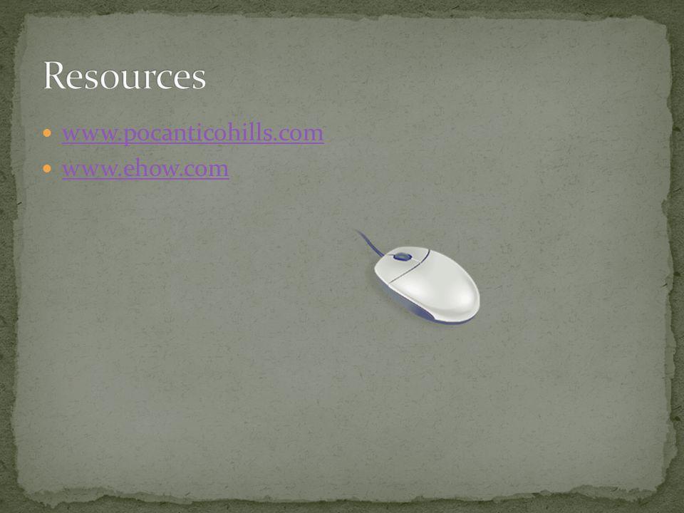 www.pocanticohills.com www.ehow.com