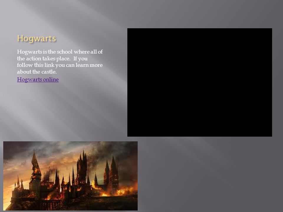 Hogwarts #2 What is Griffindor, slitherin, ravenclaw and hufflepuff?