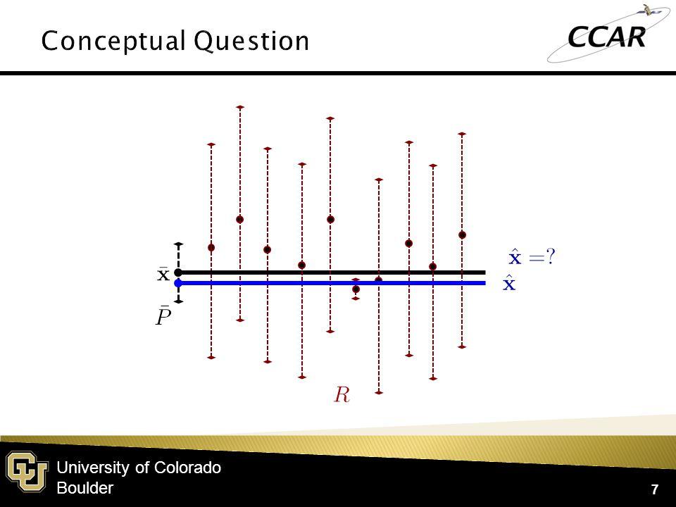 University of Colorado Boulder 7