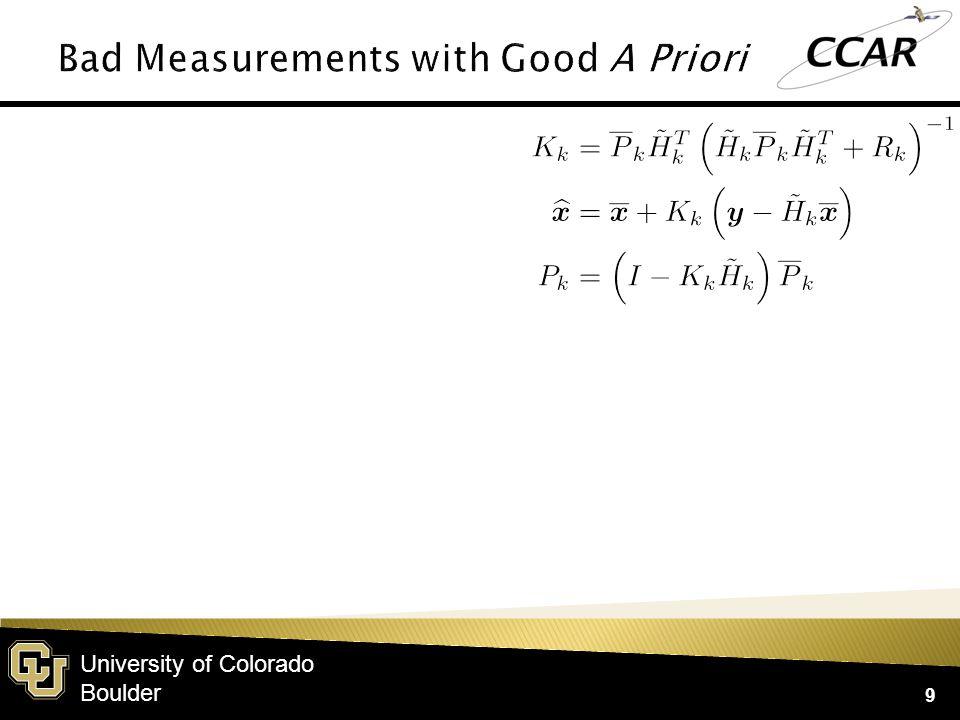 University of Colorado Boulder 9