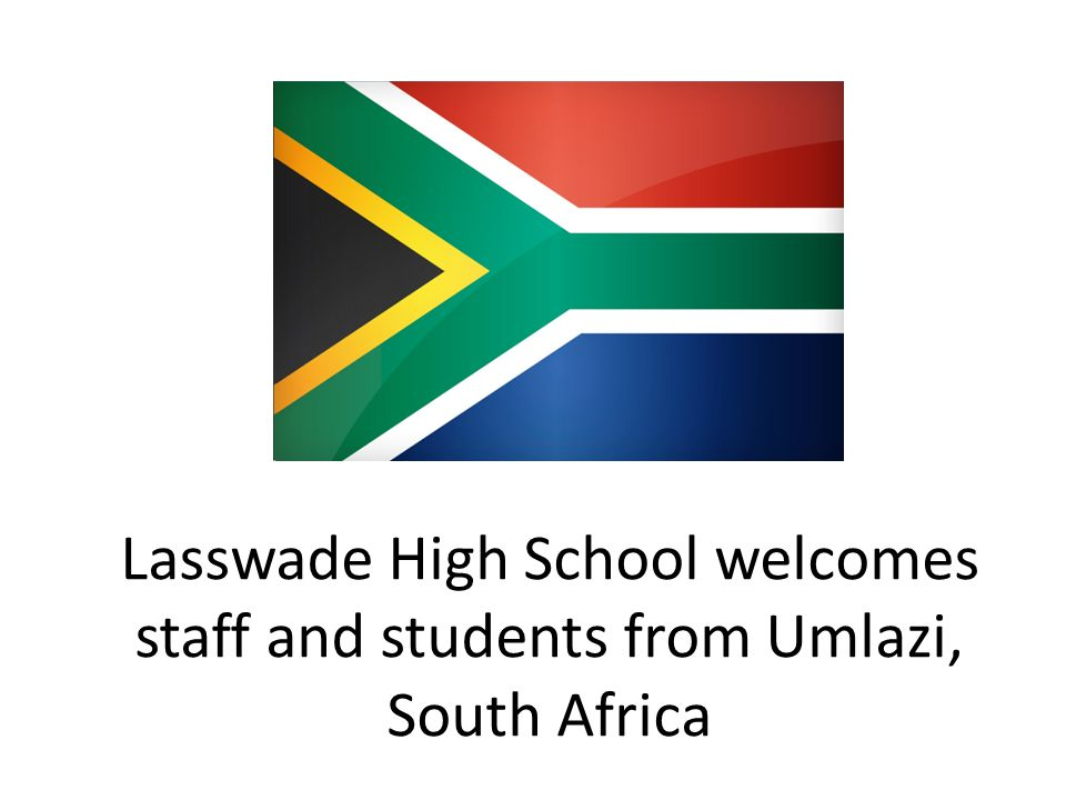 Lasswade High School welcomes staff and students from Umlazi, South Africa