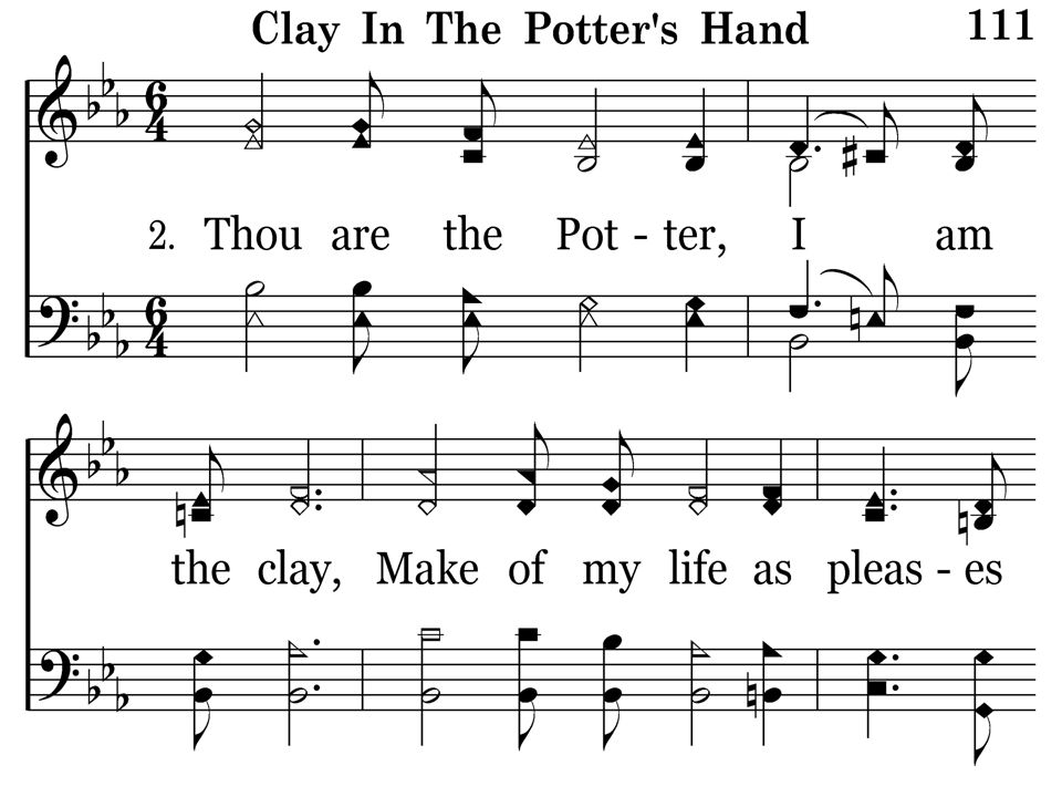 111 - Clay In The Potter s Hand - 2.1