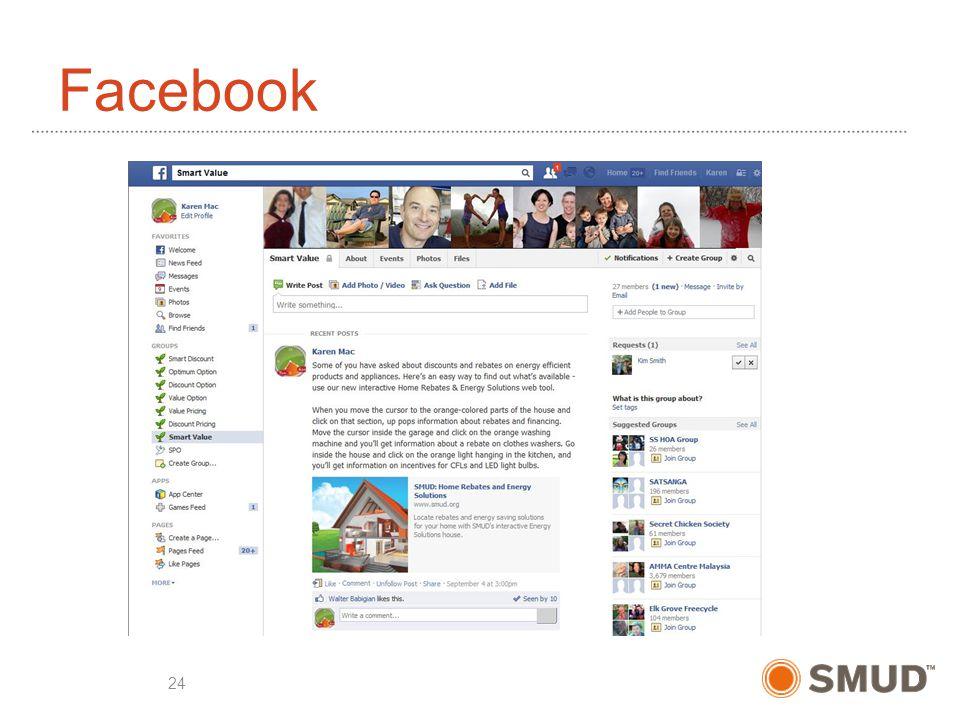 Facebook 24
