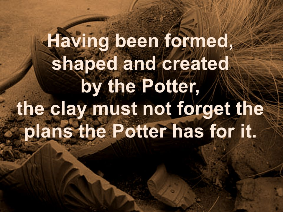 The clay can become so hardened or stiff that it is no longer able to be re-made.