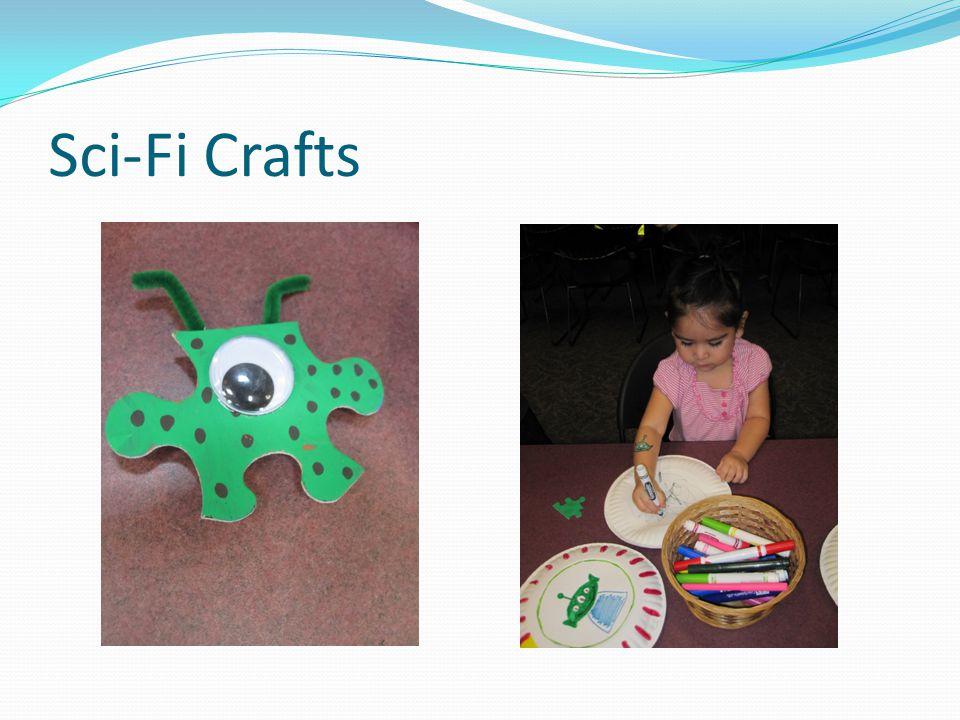 Sci-Fi Crafts
