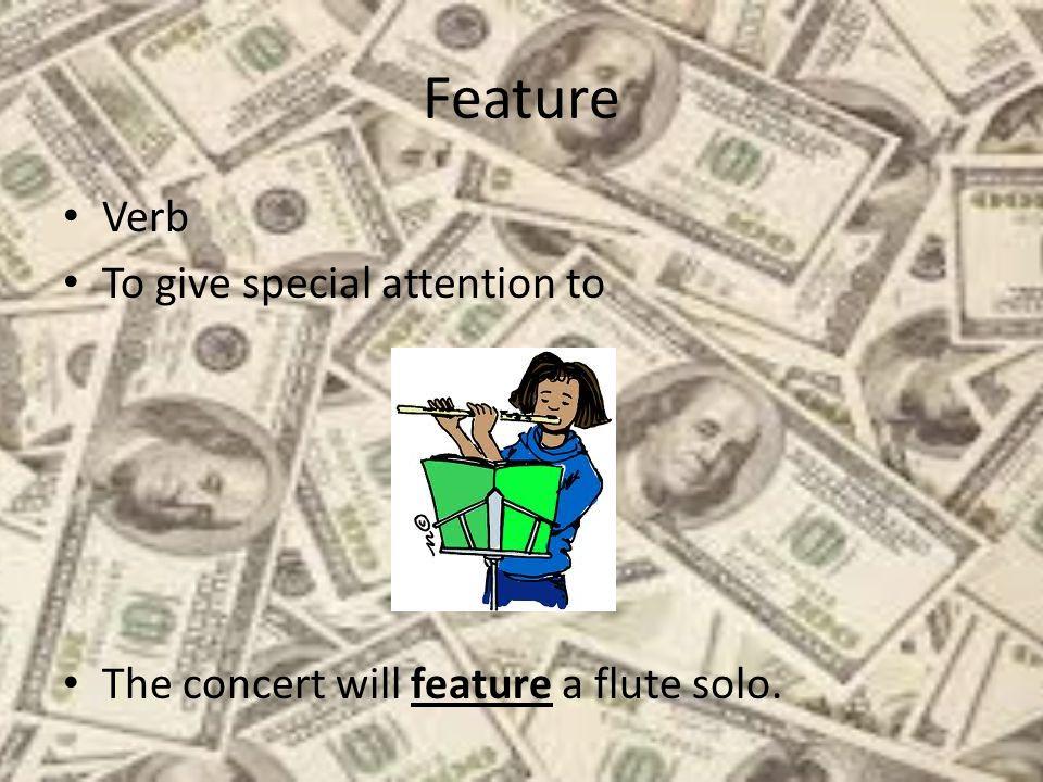 Lunch Money Vocabulary Practice