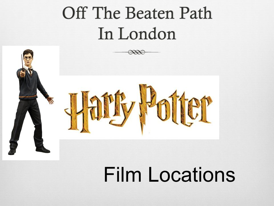 Off The Beaten Path In London Film Locations