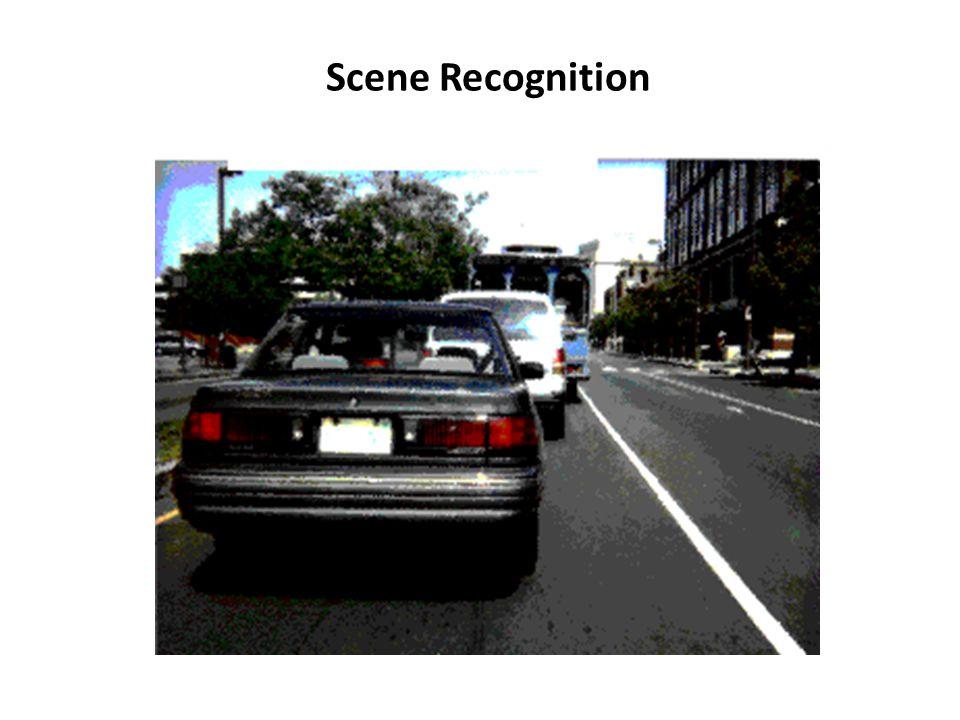 Scene Recognition