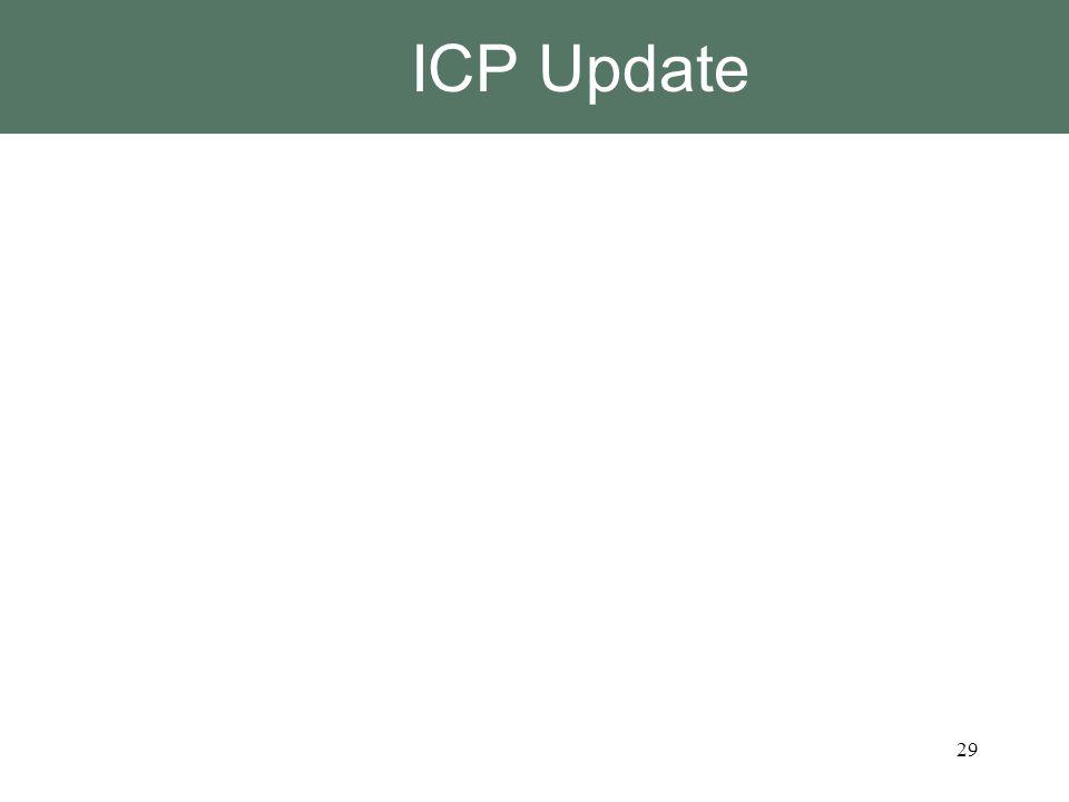 ICP Update 29