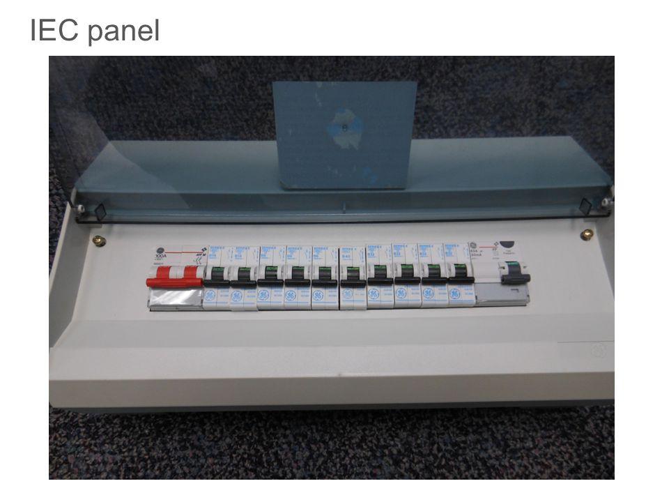 IEC panel