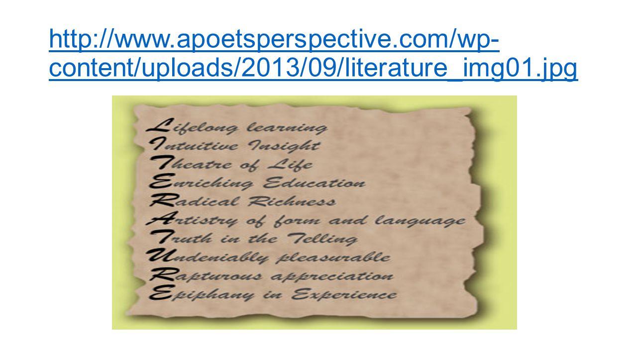 http://www.apoetsperspective.com/wp- content/uploads/2013/09/literature_img01.jpg